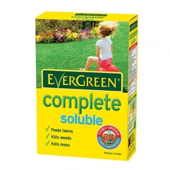 Scotts Evergreen Complete Soluble (30m²)