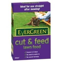 Evergreen Cut & Feed (100m²)