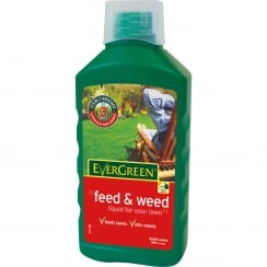 Evergreen Feed & Weed