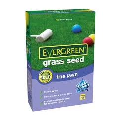 Evergreen Fine Lawn Grass Seed (14m²)