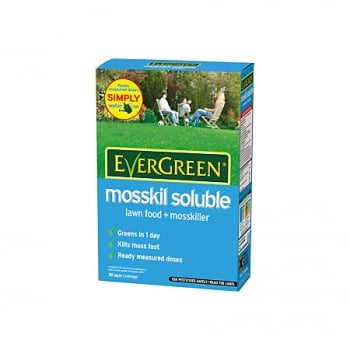 Scotts Evergreen Mosskill Soluble (30m²)