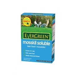 Evergreen Mosskill Soluble (30m²)