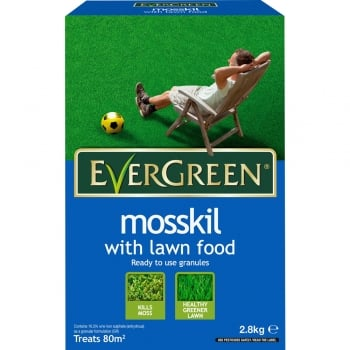 Scotts Evergreen Mosskill With Lawn Food