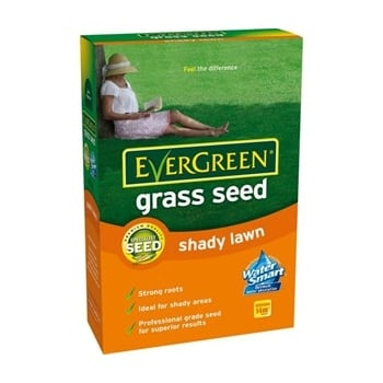 Scotts Evergreen Shady Lawn Grass Seed (14m²)