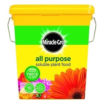 Scotts Miracle-Gro All Purpose Granules Tub