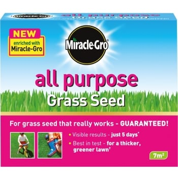 Scotts Miracle-Gro All Purpose Grass Seed