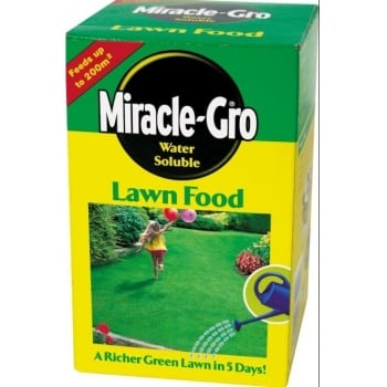 Scotts Miracle Gro Lawn Food