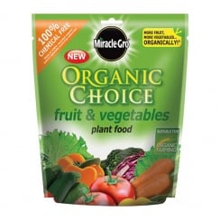 Miracle Gro Organic Choice Fruit & Veg