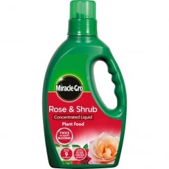 Miracle-Gro Rose Shrub Food Concentrate