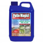 Patio Magic Green Mould and Algae Killer Liquid Concentrate