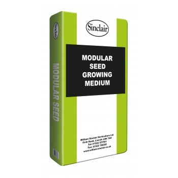 Sinclair Modular Seed Growing Medium Compost 75 Litre