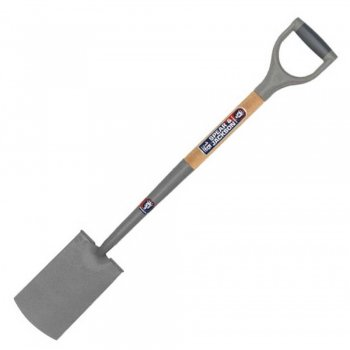 Spear & Jackson Neverbend Carbon Border Spade