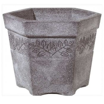 Stewart Sylvan Hexagonal Planter