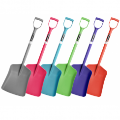 1-Piece Plastic Shovel