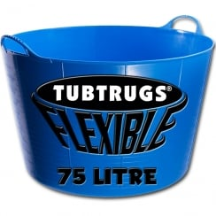Extra Large Flexible Tubtrug 75L