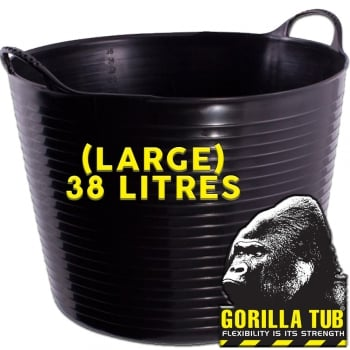 Tubtrugs Large Gorilla Tub 38L