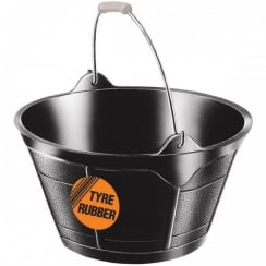 Rubber Feed Bucket 10L