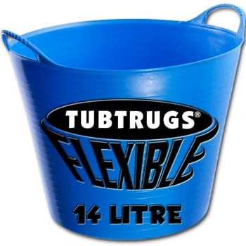 Tubtrugs Small Flexible Tubtrug 14L