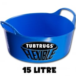 Small Shallow Tubtrug 15L