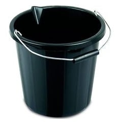 Super 3 Rubber Bucket 14L