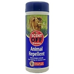 Animal Repellent Scent Off Granules