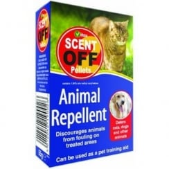 Animal Repellent Scent Off Pellets