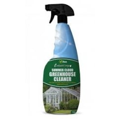 Summer Cloud Greenhouse Cleaner