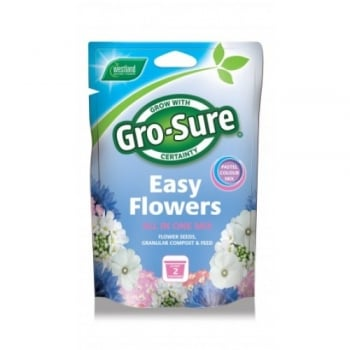 Westland Gro-Sure Easy Flowers Pastel Mix