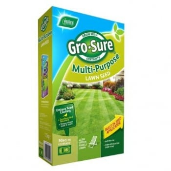 Westland Gro-Sure Multi-Purpose Lawn Seed