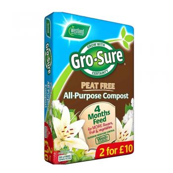 Westland Gro-Sure Peat Free Compost