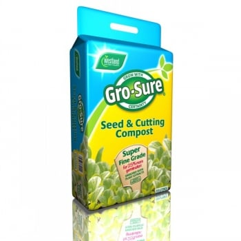 Westland Gro-Sure Seed & Cutting Compost 10 Litre