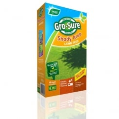 Gro-Sure Shady Area Lawn Seed 10m²