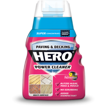 Westland HERO Power Cleaner - Paving & Decking Concentrate
