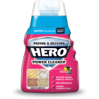 HERO Power Cleaner - Paving & Decking Concentrate