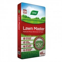 Lawn Master Natural Moss Remover High K Bag 400m²