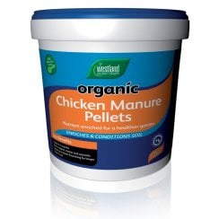 Organic Chicken Manure Pellets 10kg
