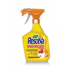 Resolva Bug Killer RTU 1 Litre Gun