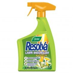 Resolva Extra Lawn Ready To Use Weed Killer