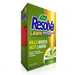 Resolva Lawn Weed Killer Extra Concentrate