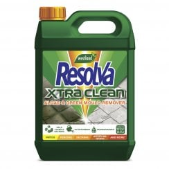 Resolva Xtra Clean Algae & Green Mould Remover