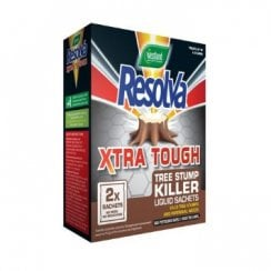 Resolva Xtra Tough Tree Stump Killer Sachets