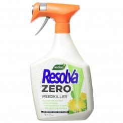 Resolva Zero Ready To Use Glyphosate Weed Killer 1 Litre