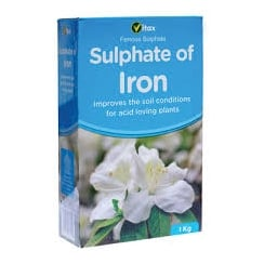 Sulphate of Iron Ericaceous Plant Food 1.5kg