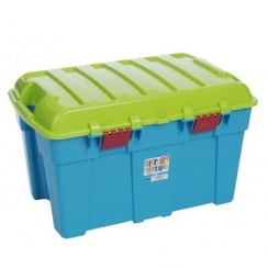 48L Stackable Sturdy Storage Trunk