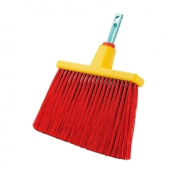 Wolf Multi-Change Flexi Broom 25cm
